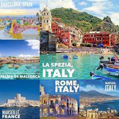 Scentsy Incentive Trip Mediterranean Cruise 2018