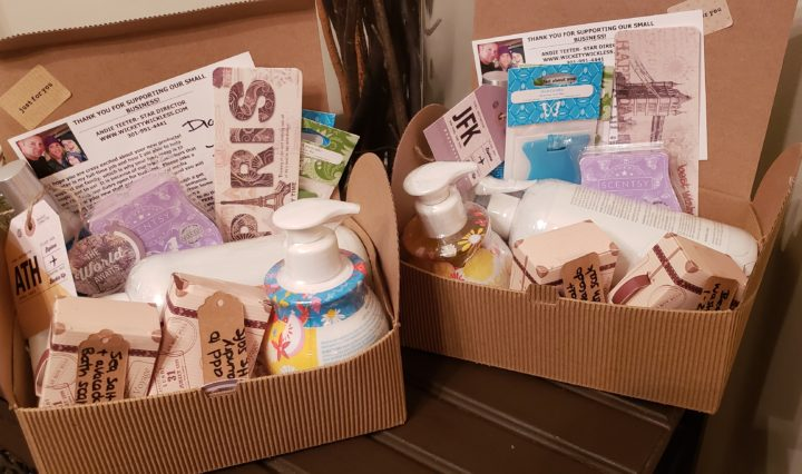 Scentsy Scent Crates